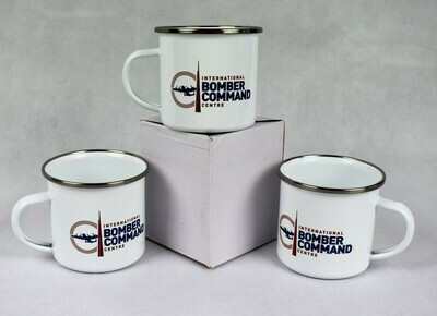 IBCC Enamel Mug
