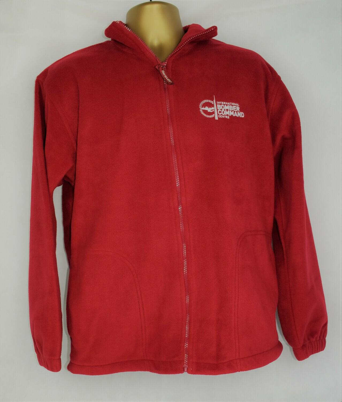 IBCC Fleece - Red