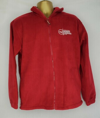 IBCC Fleece - Red