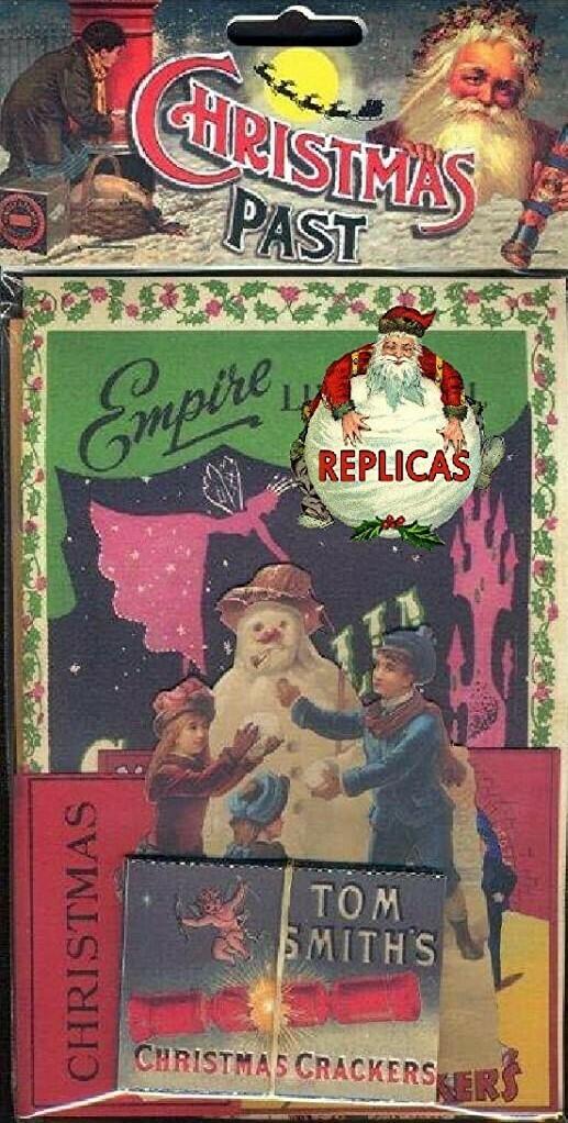 'Christmas Past' Replica Pack