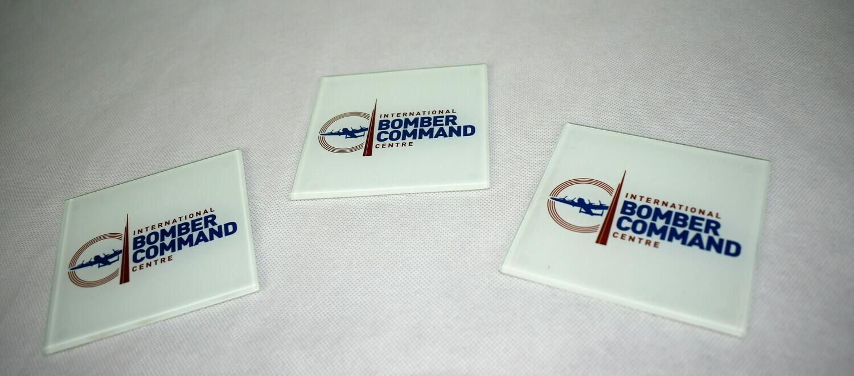 IBCC Glass Coaster