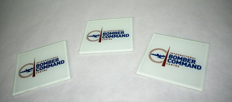 IBCC Glass Coaster