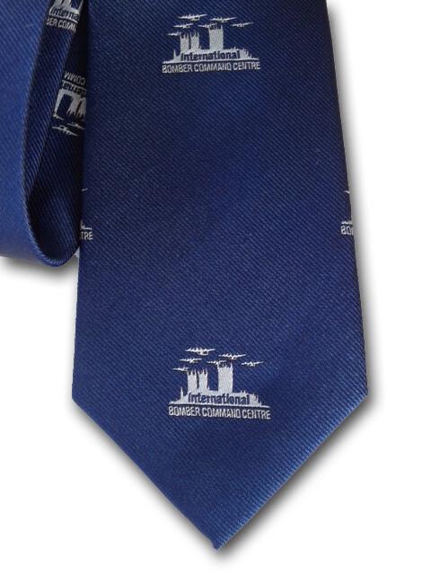 IBCC Silk Tie