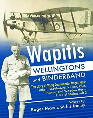 Wapitis, Wellingtons and Binderband