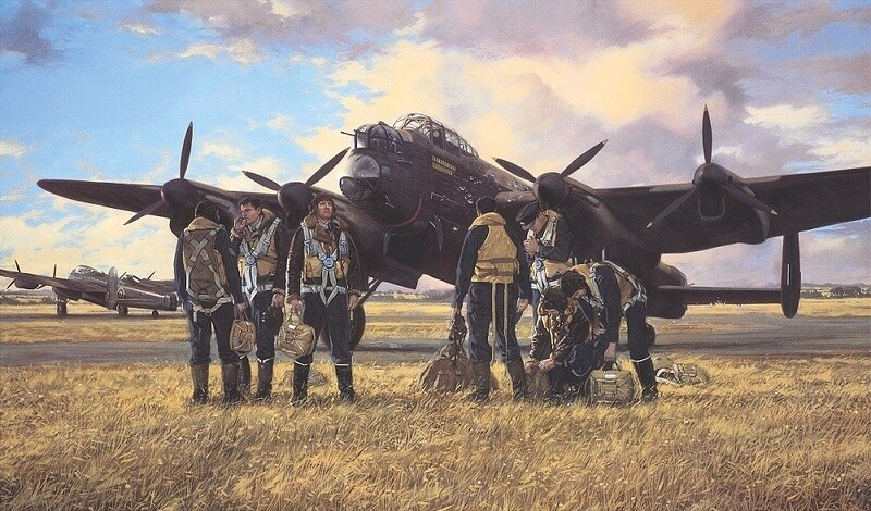 Mission Completed- Veteran-signed Limited Edition print