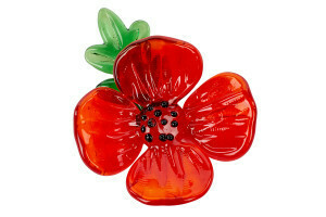 Glass Poppy