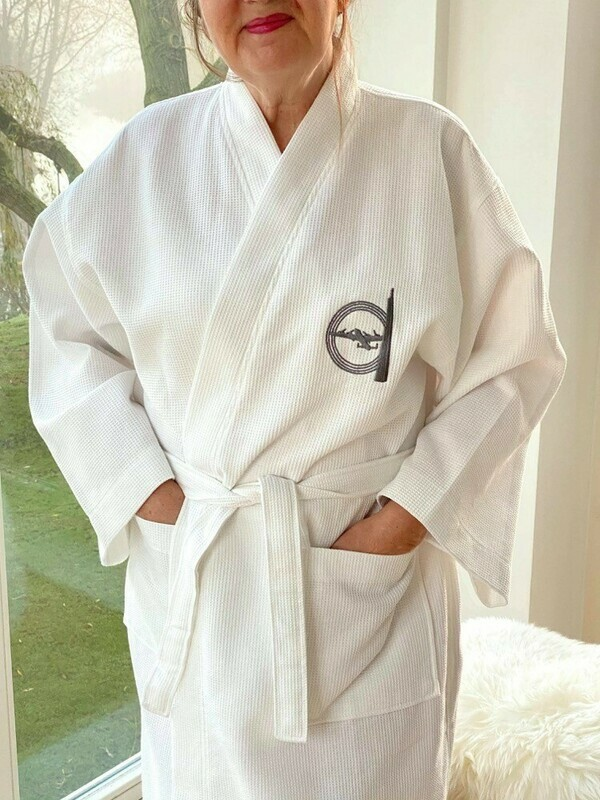 **Limited Edition** IBCC Bathrobe