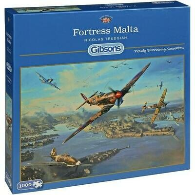 Spitfire Skirmish 500 piece Jigsaw Puzzle