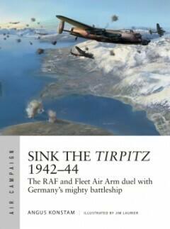 Sink The Tirpitz - Book