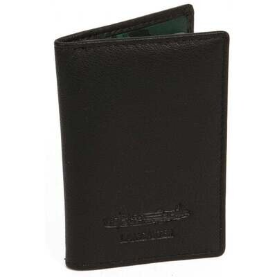 Lancaster Leather Card Wallet With Gift Box