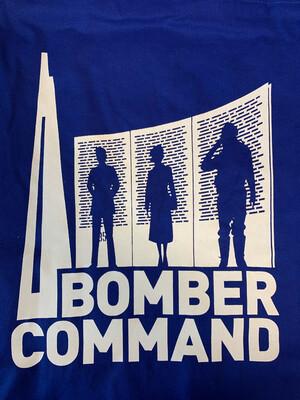 Commemorative Bomber Command canvas tote bag