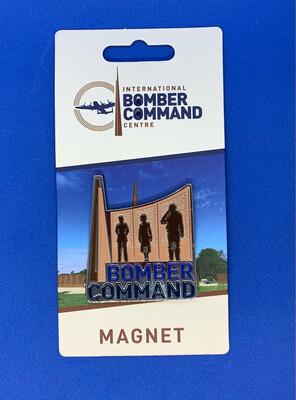 Commemorative Bomber Command 85 Magnet