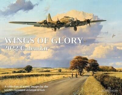 Wings of Glory 2022 Calendar