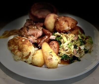 Roast Aberdeen Angus Beef