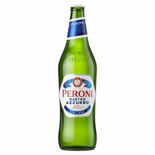 Lager - Peroni 330ml (chilled)