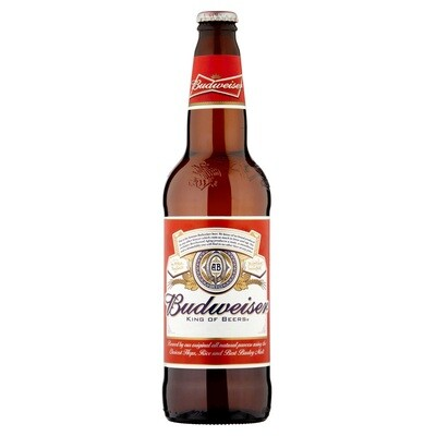 Lager - Budweiser 300ml (chilled)