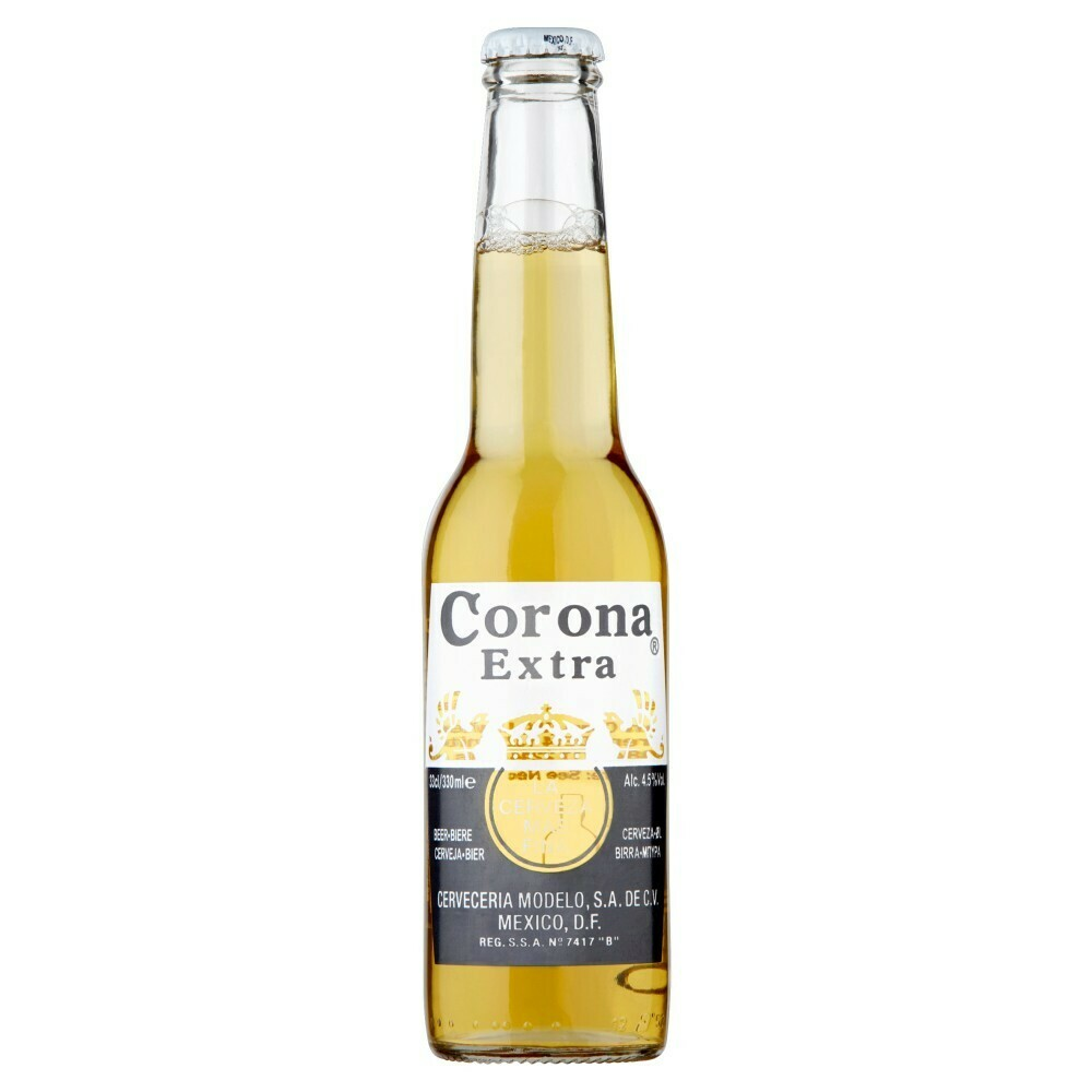 Lager - Corona 330ml (chilled)