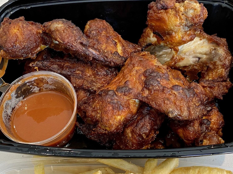 Buffalo Chicken Wings x6 Sharer