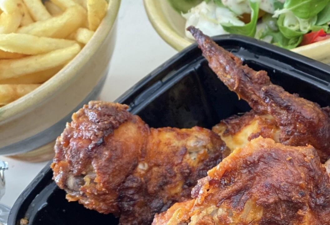 Buffalo Chicken Wings x2 Starter
