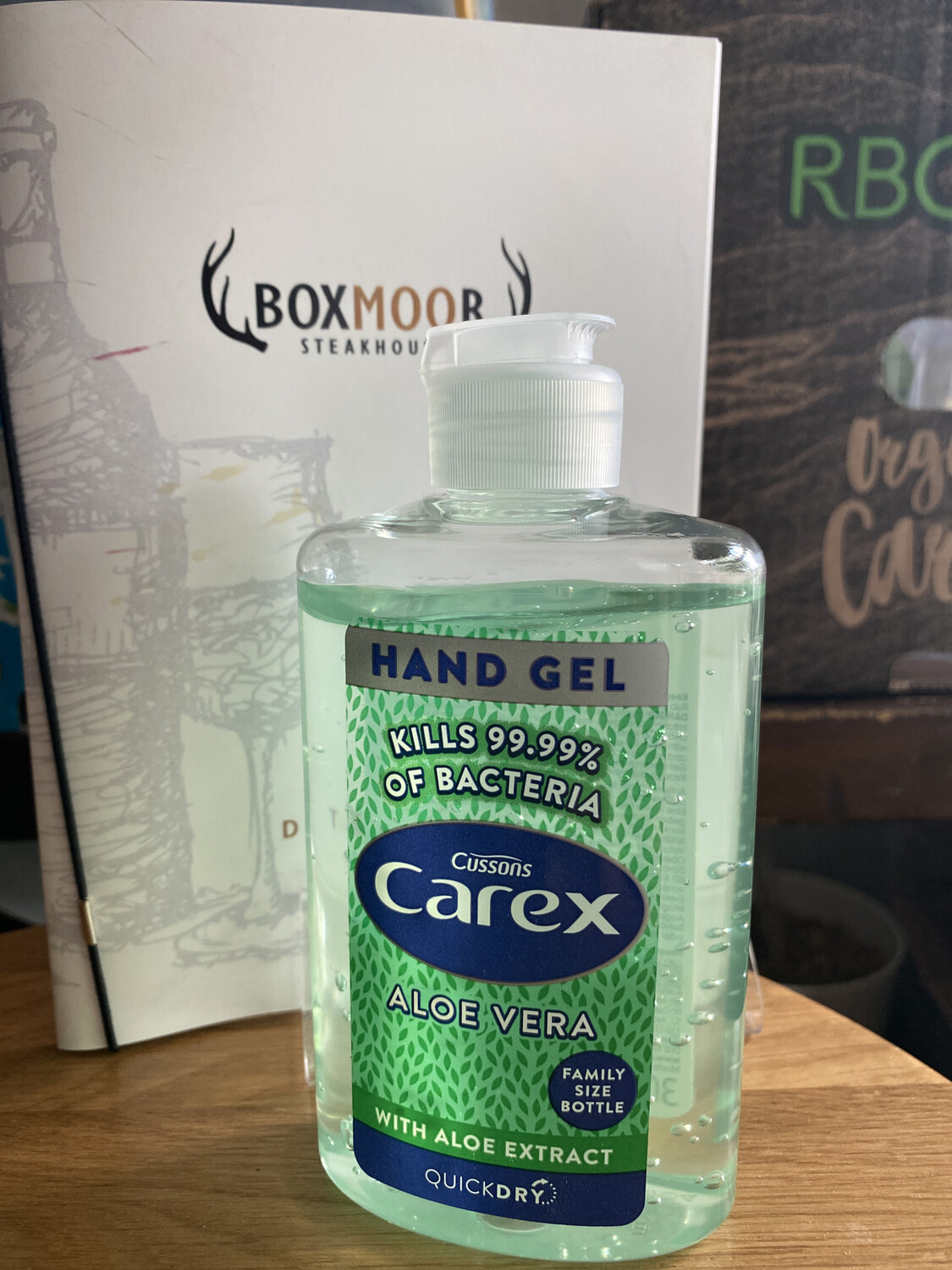 Carex Hand Gel Family Size 300ml