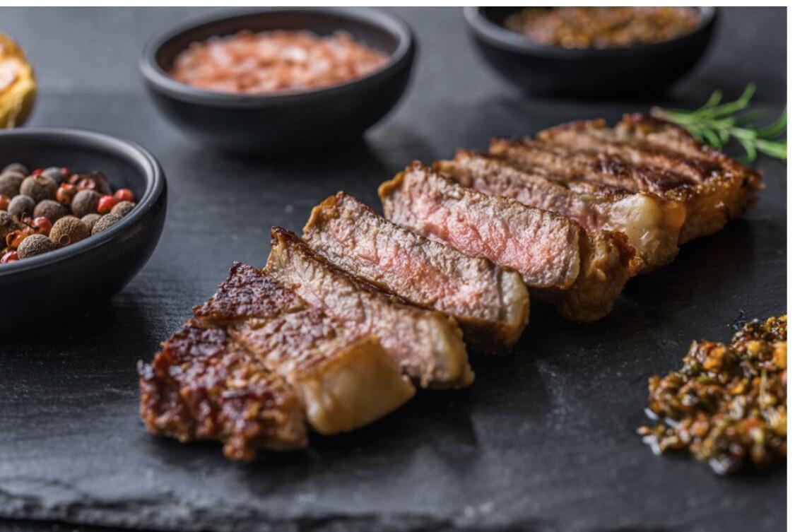 Venison Steak 6 Oz