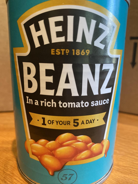 Hz Baken Beans 415g