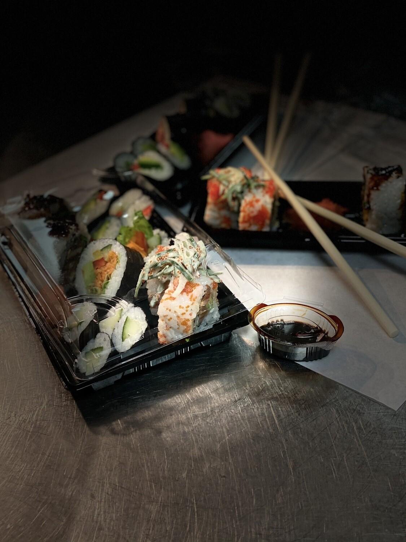 Sharing Sushi Box