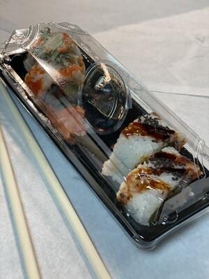 Sushi (Chicken Katsu, Salmon Californian)