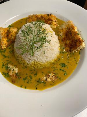 Katsu Tofu Curry (Ve)