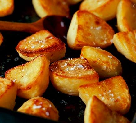 Roast Potatoes Side (Ve)