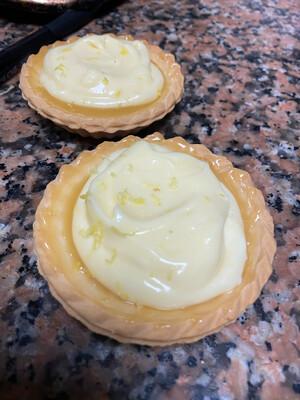 Lemon Posset Mini Tarts