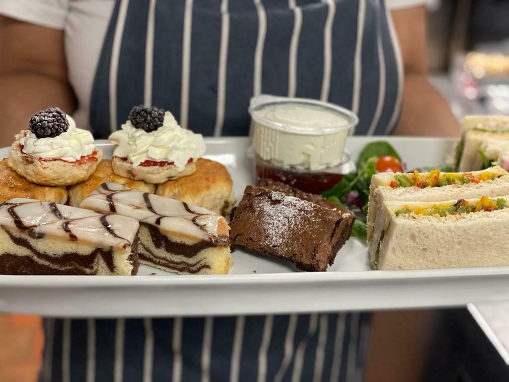 Gluten Free Afternoon Tea (For one)