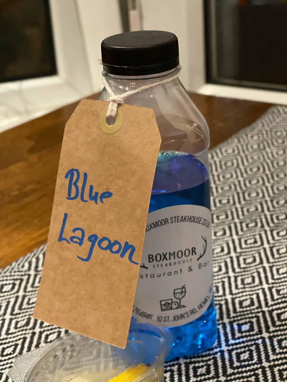 Blue lagoon To Share