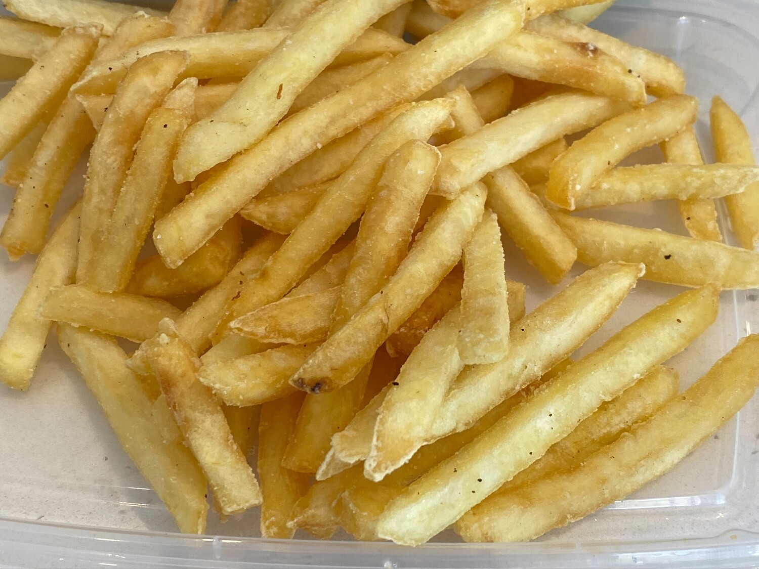 Bowl of Fries (& toppings?)