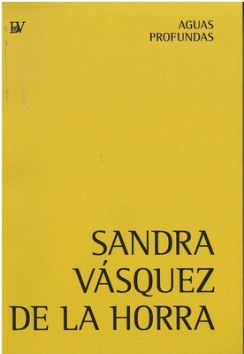 SANDRA VASQUEZ LA HORRA