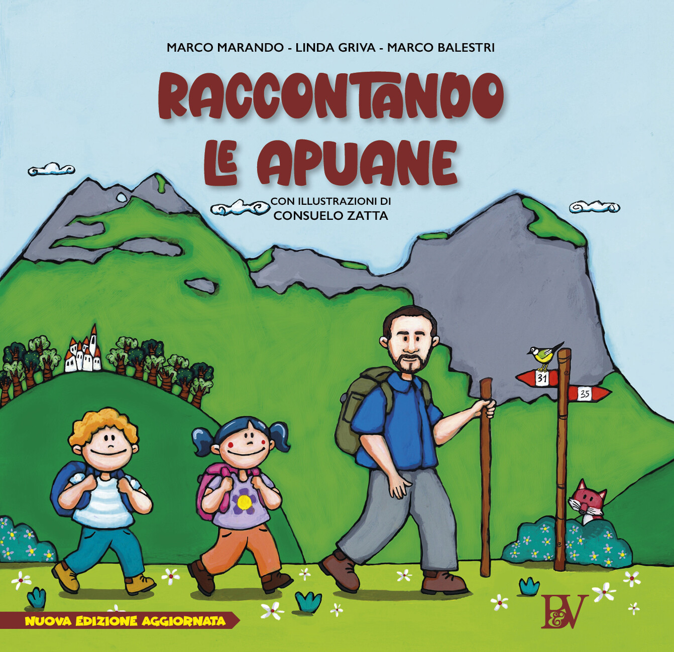 RACCONTANDO LE APUANE