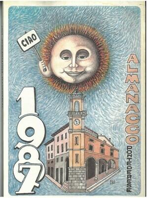 ALMANACCO PONTEDERESE 1987