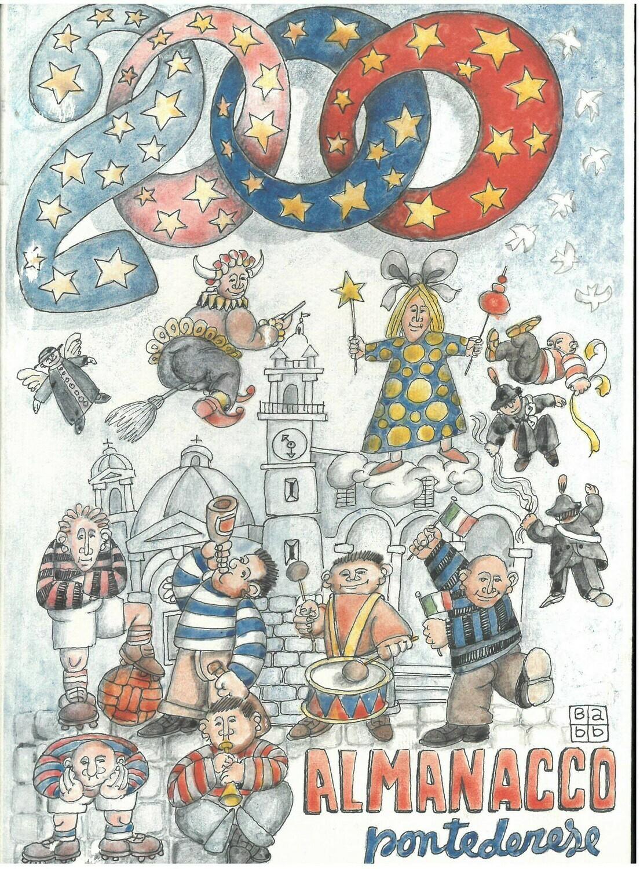 ALMANACCO PONTEDERESE 2000