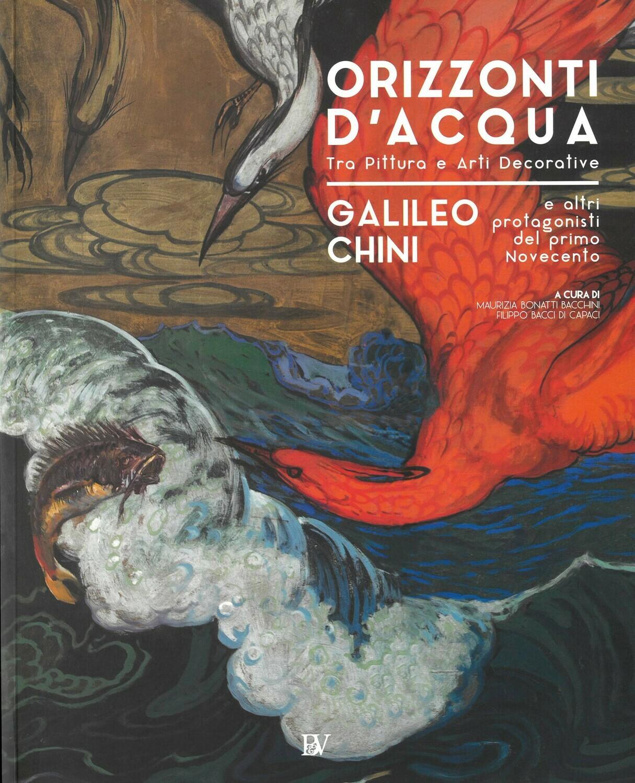 ORIZZONTI D'ACQUA - tra pittura e arti decorative GALILEO CHINI  e gli altri protagonisti del primo novecento