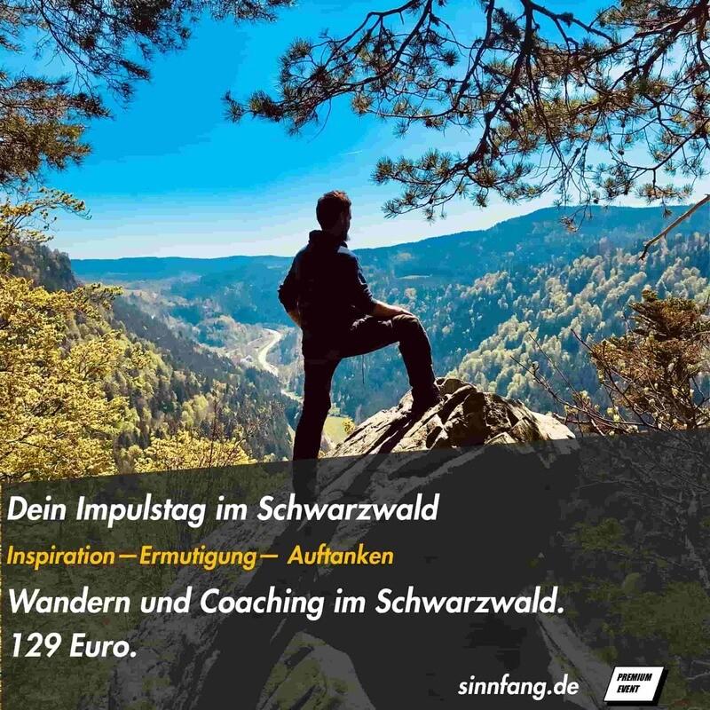 Impulstag im Schwarzwald