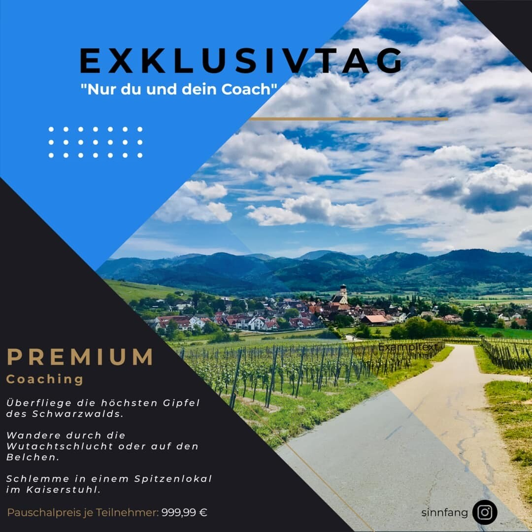 Exklusivtag im Schwarzwald (1 Tag)