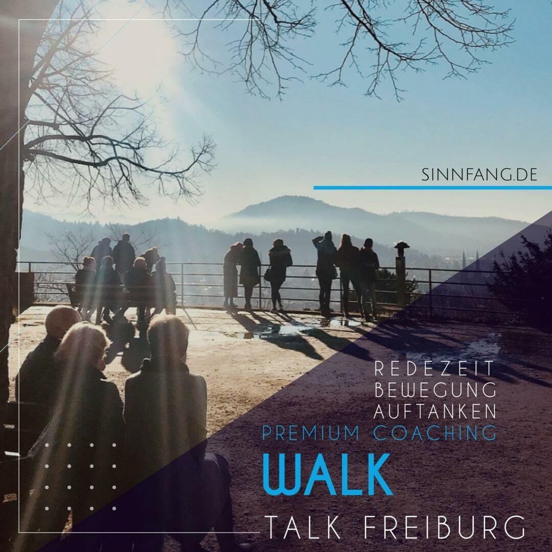 Lockdown Spezial WalkTalk dein Spaziergespräch in Freiburg