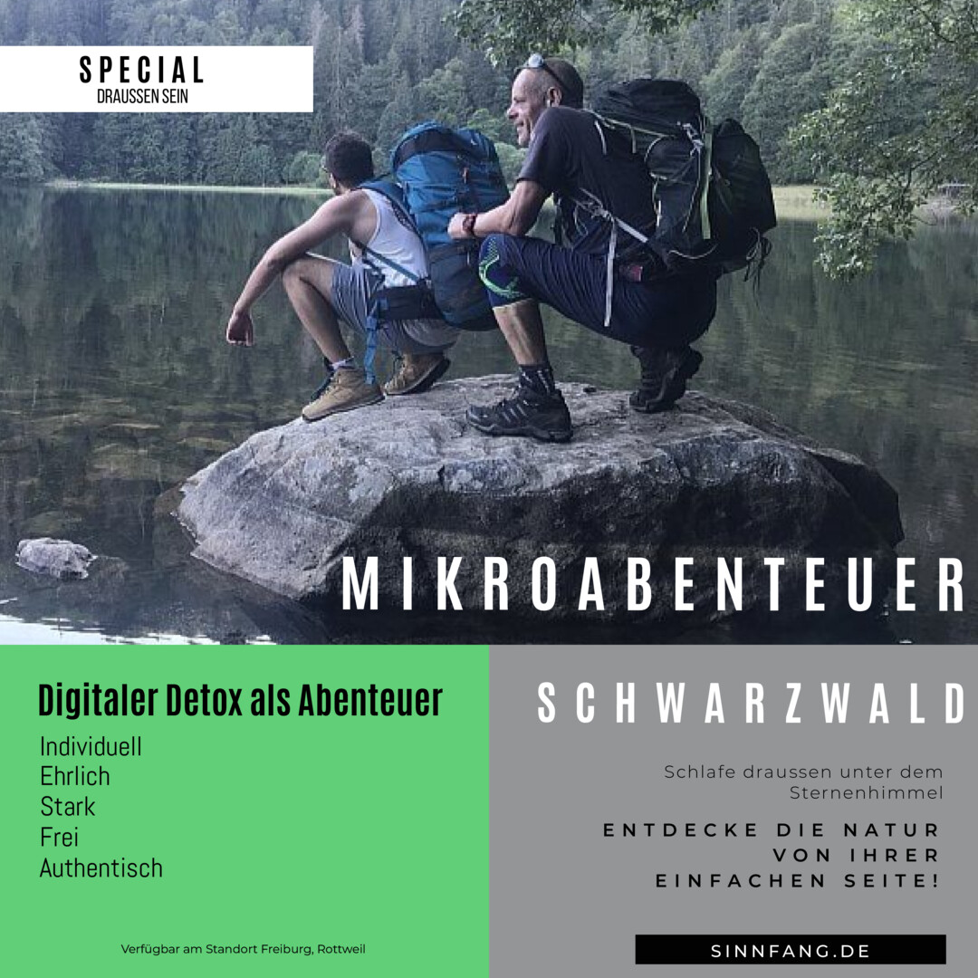 Mikroabenteuer im Schwarzwald ( 2 Tage)