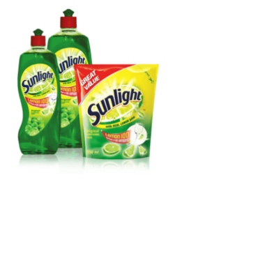 SUNLIGHT DISHWASHER LIQUID 750ML