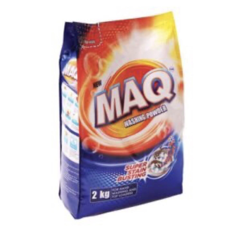MAQ WASHING POWDER (2KG)