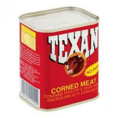 TEXAN TINNED BEEF (300G)
