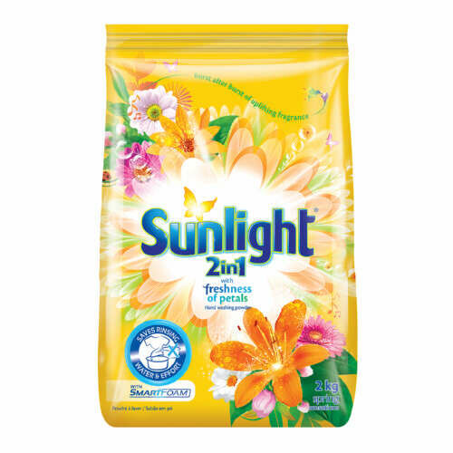 SUNLIGHT WASHING POWER 2-in-1 (2KG)