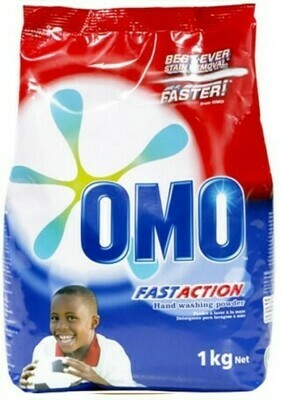 OMO WASHING POWDER (1KG)