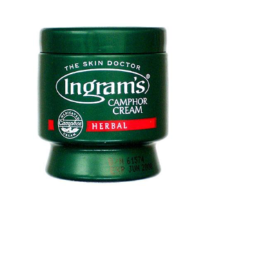 INGRAMS CAMPHOR CREAM 500ML