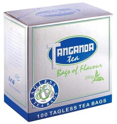 TANGANDA TEA TAGLESS BOX 100s/250G